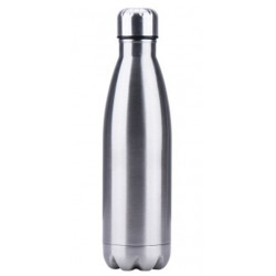 bouteille inox 500ml Gris