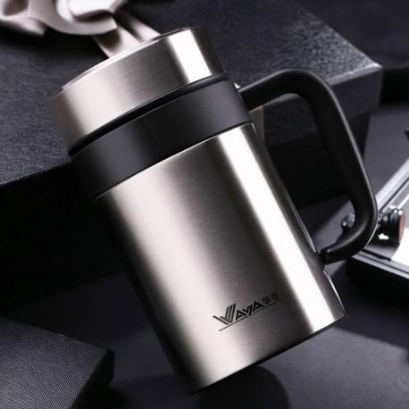 Tasse Thermos 420 ml gris