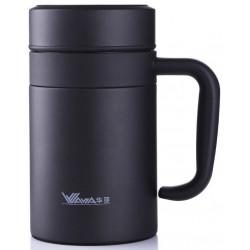 Tasse Thermos 420 ml noir