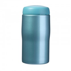 Mug Thermos 260ml bleu