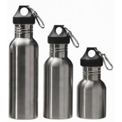 3 gourdes inox 350-500-750ml