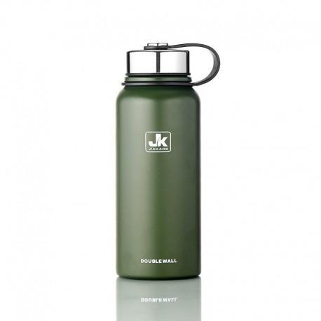 gourde isotherme 1 litre vert