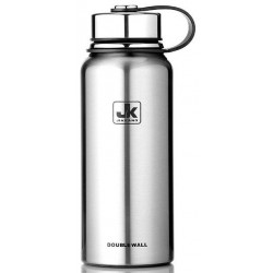gourde isotherme 1 litre gris