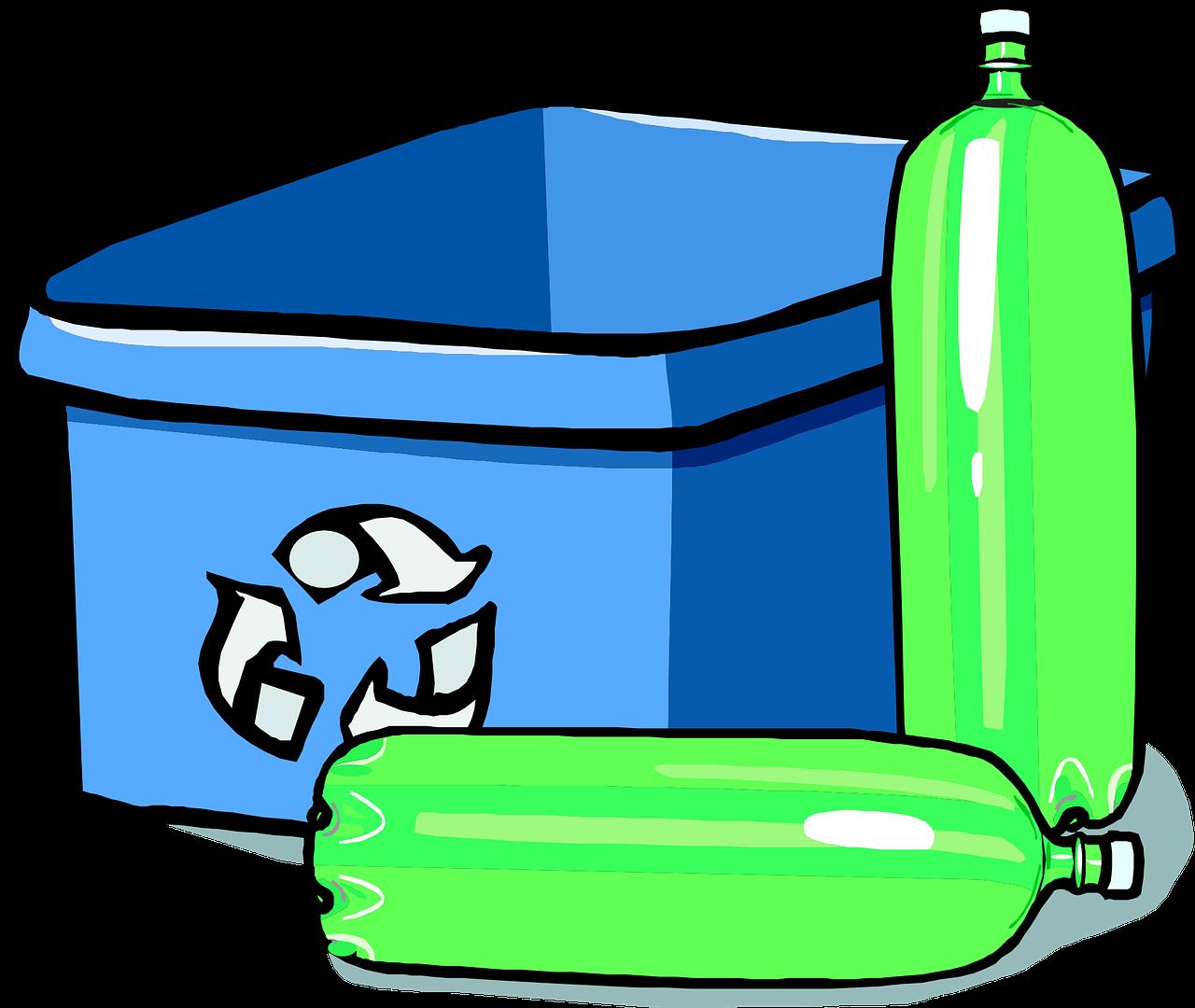 bouteille avec baque